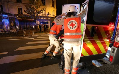 Les opérations d'urgence